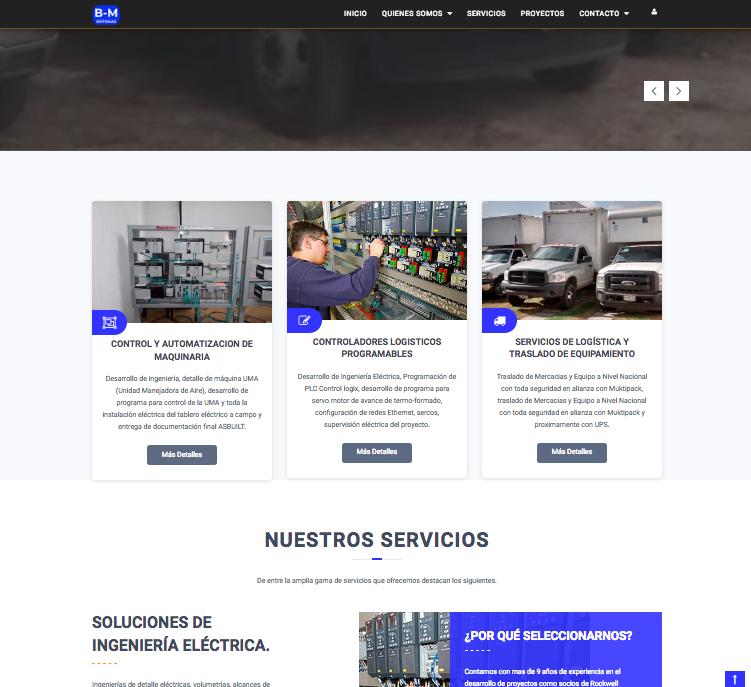 Puesta en Producción Sitio Web